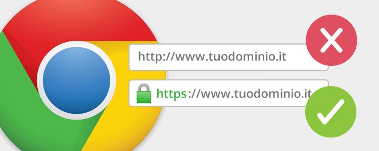 Siti web e sicurezza: Google segnalerà i siti senza https