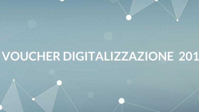 Erogazione voucher digitalizzazione