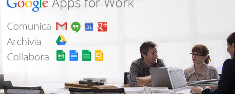Google apps 4 work