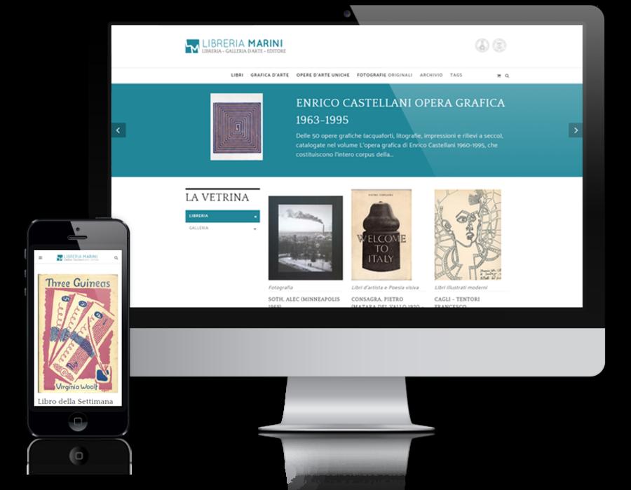 Studio Bibliografico Marino - Portfolio maccom