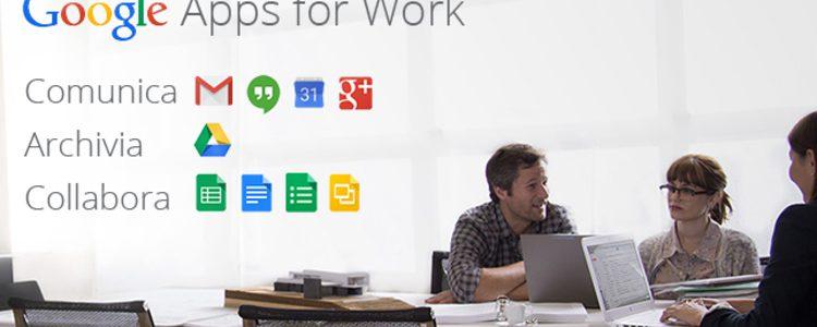 Google apps 4 work