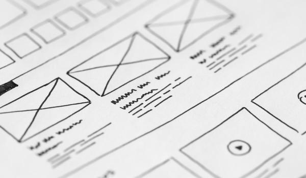 web layouts