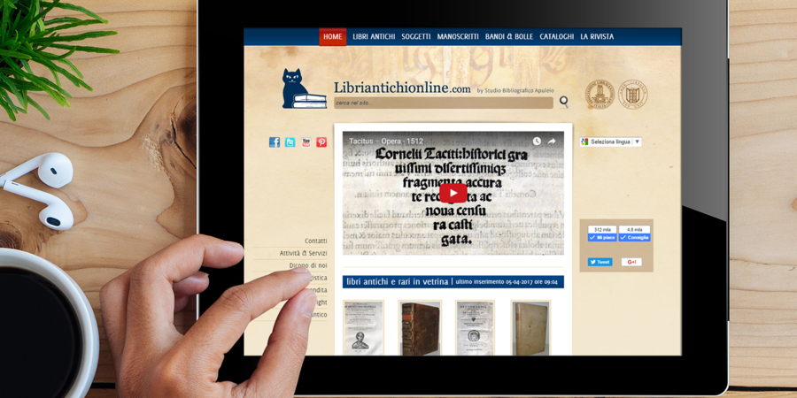 Studio Bibliografico Apuleio