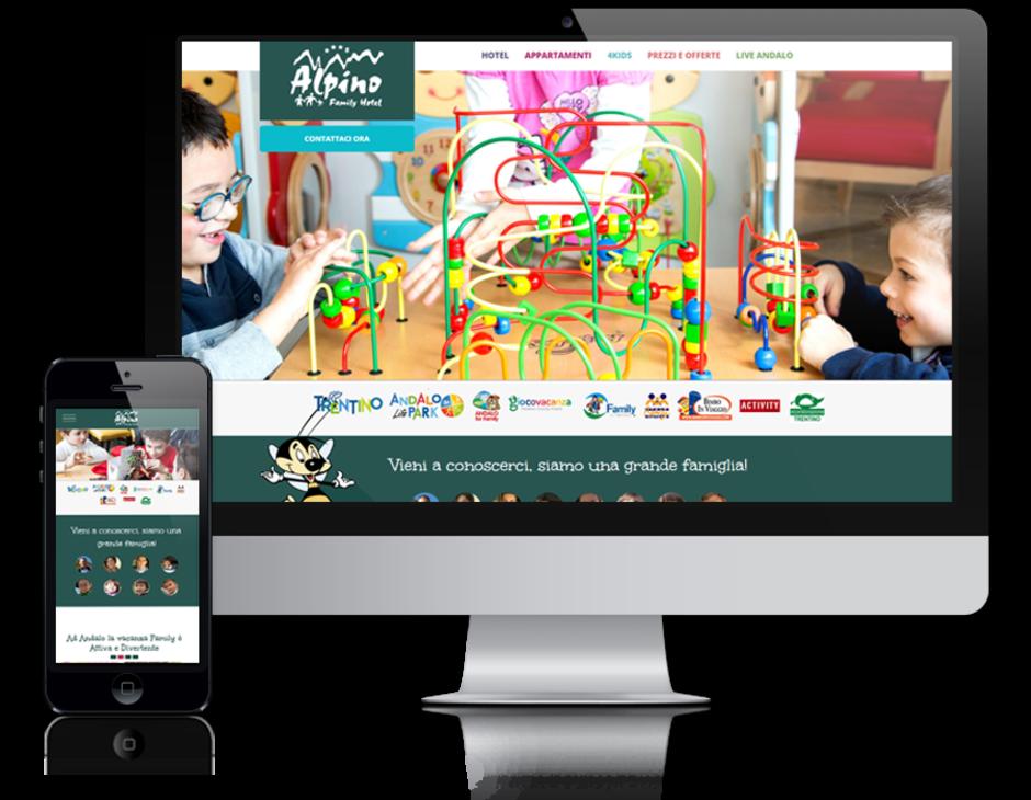 Alpino family sito web