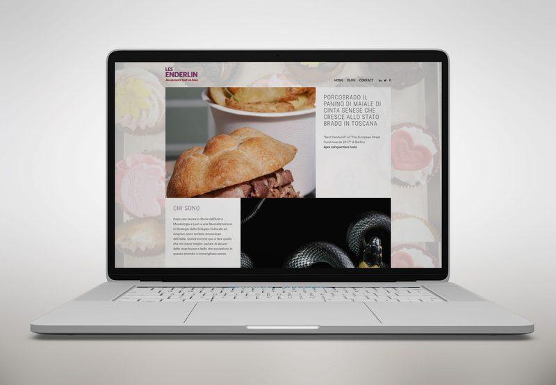 Enderlin sito web